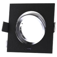 0066.00 - Einbau-Downlight GX5,3 50W sw/alu 0066.00