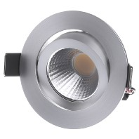12261253 - LED-Deckenspot alu-mt 7W 2700K 710lm 350mA 12261253
