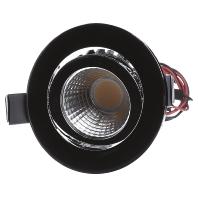 12361023 - LED-Einbaustrahler 350mA 3000K chrom 12361023