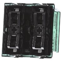 H4652/2 - Tastsensor 2-fach Aktor für Einzel- oder Doppelltasten H4652/2 - Aktionspreis