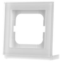 1721-280 - Rahmen 1fach, weißglas 1721-280