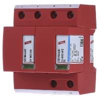 DV M TT 2P 255 - Kombi-Ableiter DEHNventil M DV M TT 2P 255