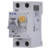Aardlekschakelaar-zekeringautomaat 2-polig 16 A 230 V Eaton 236948