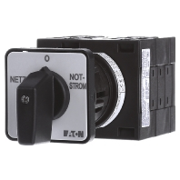 T3-4-8902/EZ - Netz/Notstrom-Umschalter EZ T3-4-8902/EZ