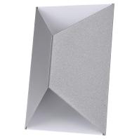 93993 - LED-Außenleuchte silber/weiß 93993
