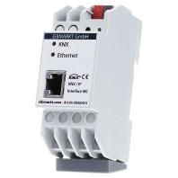 N000401 - EIB KNX IP Schnittstelle PoE mit bis zu 5 Tunneling Verbindungen