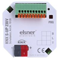 ELS 70135 KNX S-UP - EIB KNX Schaltaktor, 230V AC, ELS 70135 KNX S-UP