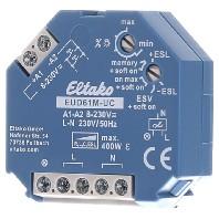 EUD61M-UC - Dimmschalter 8-230VUC EUD61M-UC
