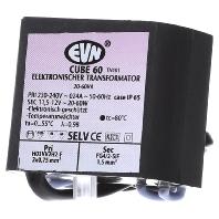 CUBE 60 - Trafo 20-60W IP65 CUBE 60