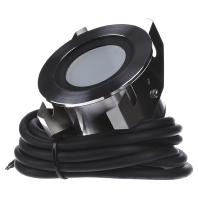 P68 132 - Power-LED-Einbauleuchte 350mA 3W warmweiß P68 132