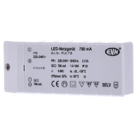 PLK 718 - LED-Netzgerät 700mA 1,5-18 Watt PLK 718
