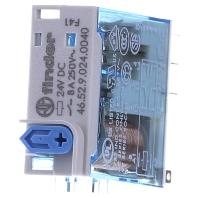 46.52.9.024.0040 - Miniatur-Relais 2W 8A Spsp.24VDC 46.52.9.024.0040