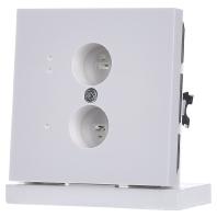0402112 - Stereo-Steckdose rws/gl 0402112