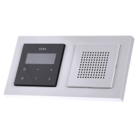 049572 - Unterputz-Radio RDS m. E2 Rahmen rws 049572 - Aktionspreis