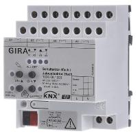 103600 - Schalt-Jalousieaktor 4/2fach 16A KNX/EIB 103600 - Aktionspreis