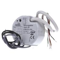 216600 - Heizungsaktor Unterputz KNX/EIB 216600