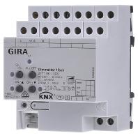 217100 - Universal-Dimmaktor 1f. 500W KNX/EIB REG 217100 - Aktionspreis