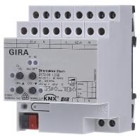 217200 - Universal-Dimmaktor 2f. 2x300W KNX/EIB REG 217200
