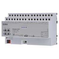 217400 - Universal-Dimmaktor 4f. 4x250W KNX/EIB REG 217400 - Aktionspreis