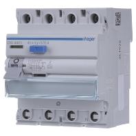 CDS440D - FI-Schutzschalter 4pol.40A/30mA,6kA,QC CDS440D - Aktionspreis