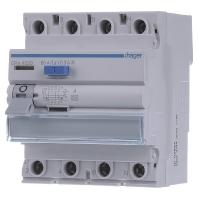 CPA463D - FI-Schutzschalter 4p.63A/300mA Sel,6kA CPA463D