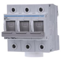 L73M - Schalt.-Sicherungs-Einheit D02, 3-pol,63A L73M