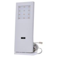 61001481201 - UB-Leuchte LED Slim-Pad 5W ww ws m.Schalter 61001481201