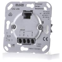1252 UDE - Univ Serien-Tastdimmer AC230V 50/60Hz 1252 UDE
