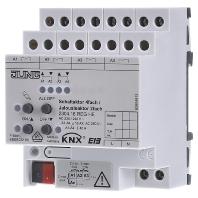 2304.16 REGHE - KNX Schalt-/Jalousieaktor REG Gehäuse 4TE 2304.16 REGHE