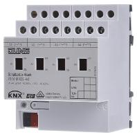 2304.16 REGHM - KNX Schaltaktor 4-fach REG Gehäuse 4TE 2304.16 REGHM