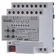 2424 REGHE - KNX Jalousieaktor 4-fach DC 12-48V 2424 REGHE