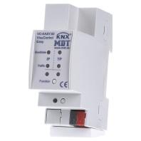 VC-EASY.01  - KNX/EIB VisuControl Easy, KNX Server mit IPhone/IPad App, 2TE, REG VC-EASY.01