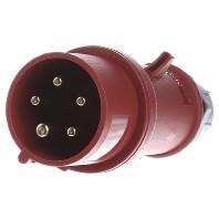 33 - Stecker StarTOP 16A,5p,6h,400V,IP44 33