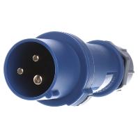 948 - Stecker StarTOP 16A,3p,6h,230V,IP44 948