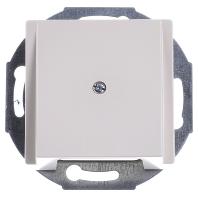 295644 - Zentralplatte ws Leitungsauslass 295644 - Aktionspreis - 3 Stück verfügbar