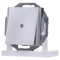 295660 - Zentralplatte alu Leitungsauslass 295660, Aktionspreis