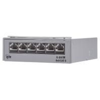 130862-11-E - AP-Verteiler E-DATC6 6X8(8) 130862-11-E