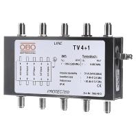 TV 4+1 - Datenleitschutzgerät f.Antennen TV 4+1