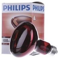 Infrared R95E 100W - IR-Reflektorlampe 230V E27 Infrared R95E 100W