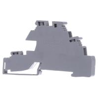 PIK 6-L/L - Inst.-Etagenklemme 0,2-10qmm B=8,2mm gr PIK 6-L/L