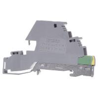 PIK 6-PE/L/NT - Inst.-Etagenklemme 0,2-10qmm B=8,2mm gr PIK 6-PE/L/NT