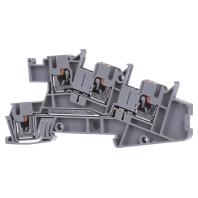 PTI 2,5-L/L - Dreistockklemme 0,14-4qmm PTI 2,5-L/L