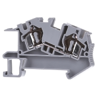 STI 4 - Inst.-Etagenklemme 0,08-6qmm B=6,2mm gr STI 4