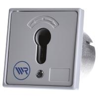 4593 - Schlüsseltaster UP ohne Zylinder 4593