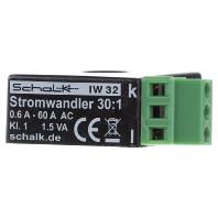 IW 32 - Durchsteck-Stromwandler 30:1 IW 32