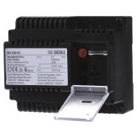 NG 602-01 DE - Gleichrichter 230V/12VAC - 23,3VDC NG 602-01 DE