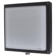 L 690 LED Glas anthr - Sensor-Leuchte LED 16W IP44 L 690 LED Glas anthr