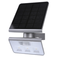 Xsolar L-S si - LED-Strahler 0,5W IP44 Solarpanel Xsolar L-S si