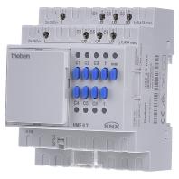 HME 6 T KNX - Heizungsaktor MIX2,Erweiter.Modul HME 6 T KNX