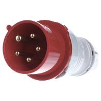 210 - Stecker 16A 5p. 400V 6h IP44 210